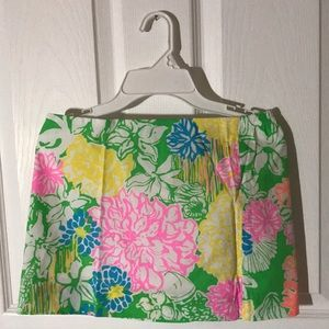 Lilly Pulitzer Colorful Skorts